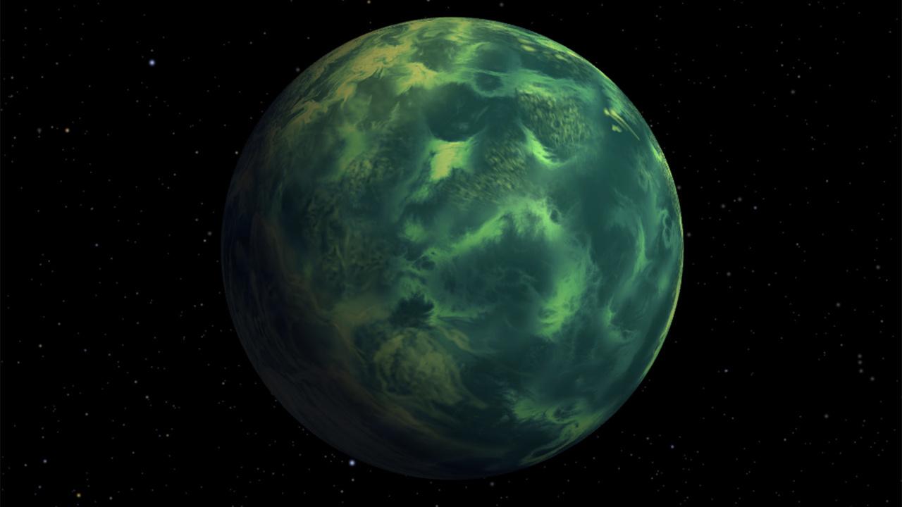 Впервые изучена атмосфера планеты самого распространённого в Галактике типа