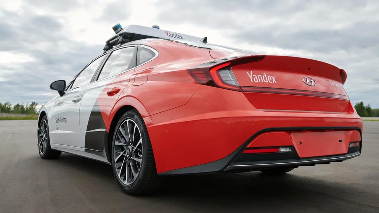 """""""Яндекс"""" показал новый прототип автомобиля-беспилотника"""