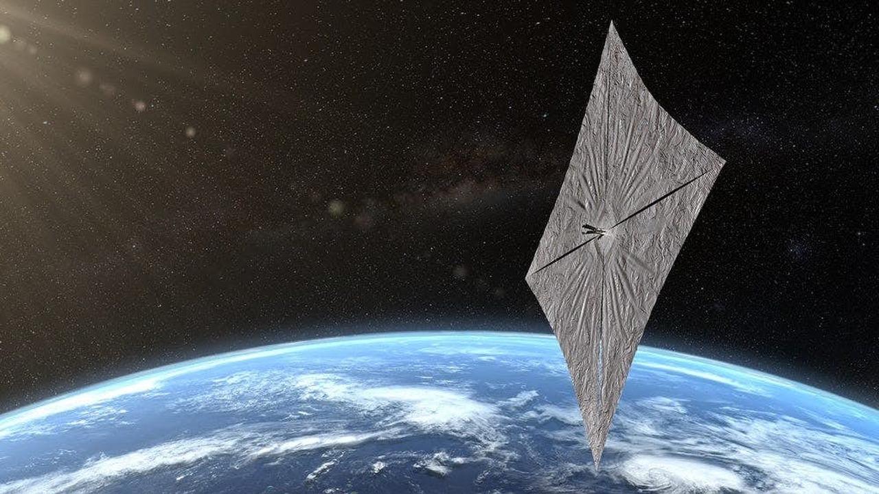 Первопроходец: спутник LightSail 2 расправил солнечный парус