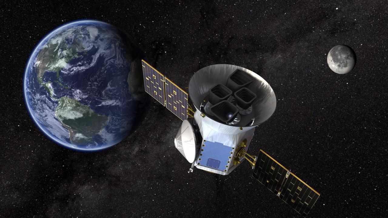 Сотни планет и не только: подведены итоги первого года работы космического телескопа TESS