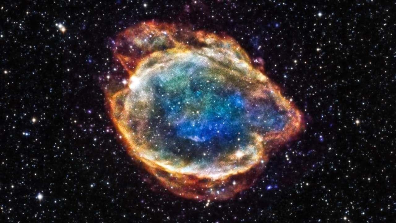 """""""Неправильные"""" космические взрывы грозят перевернуть наше представление о Вселенной"""