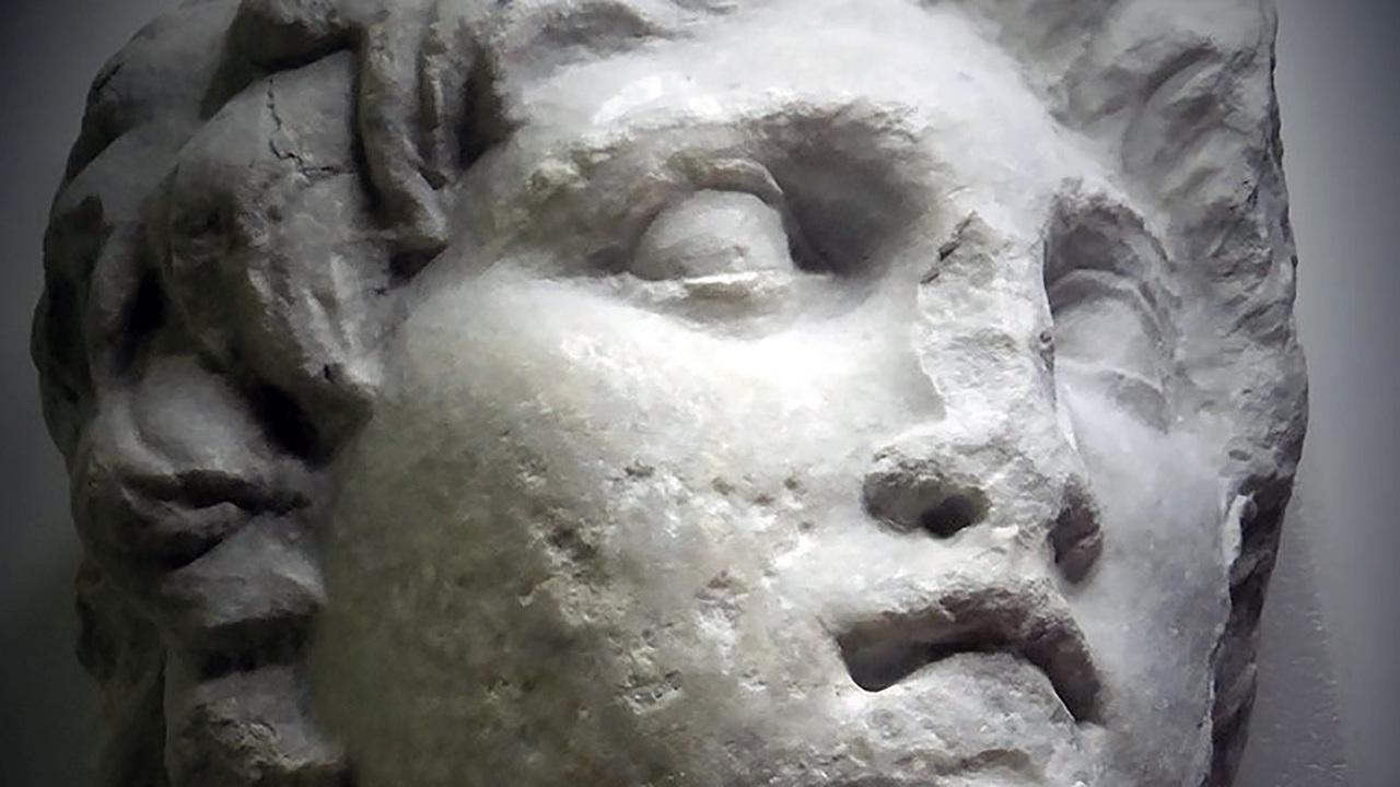 В Греции нашли ранее неизвестное изображение Александра Македонского