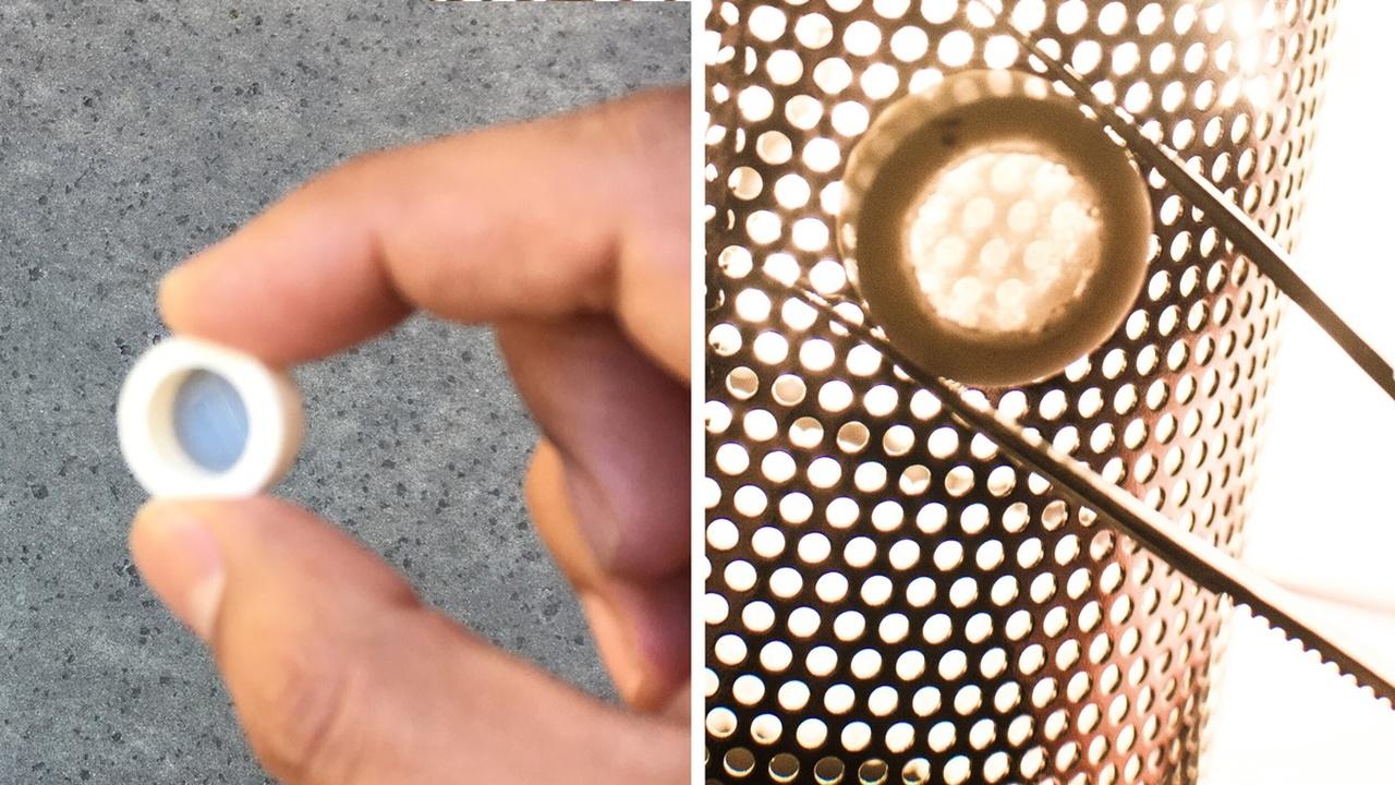 Инженеры научились сваривать керамику лазером при обычной температуре