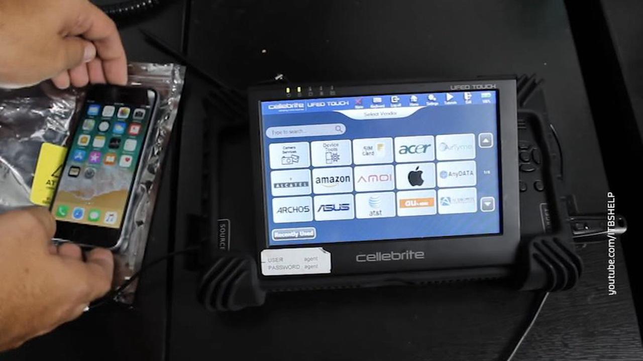 Вести.net: США обвинили Китай в массовом взломе iPhone