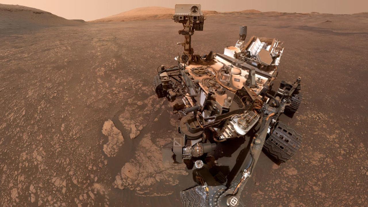 Загадка марсианского метана разгадана?