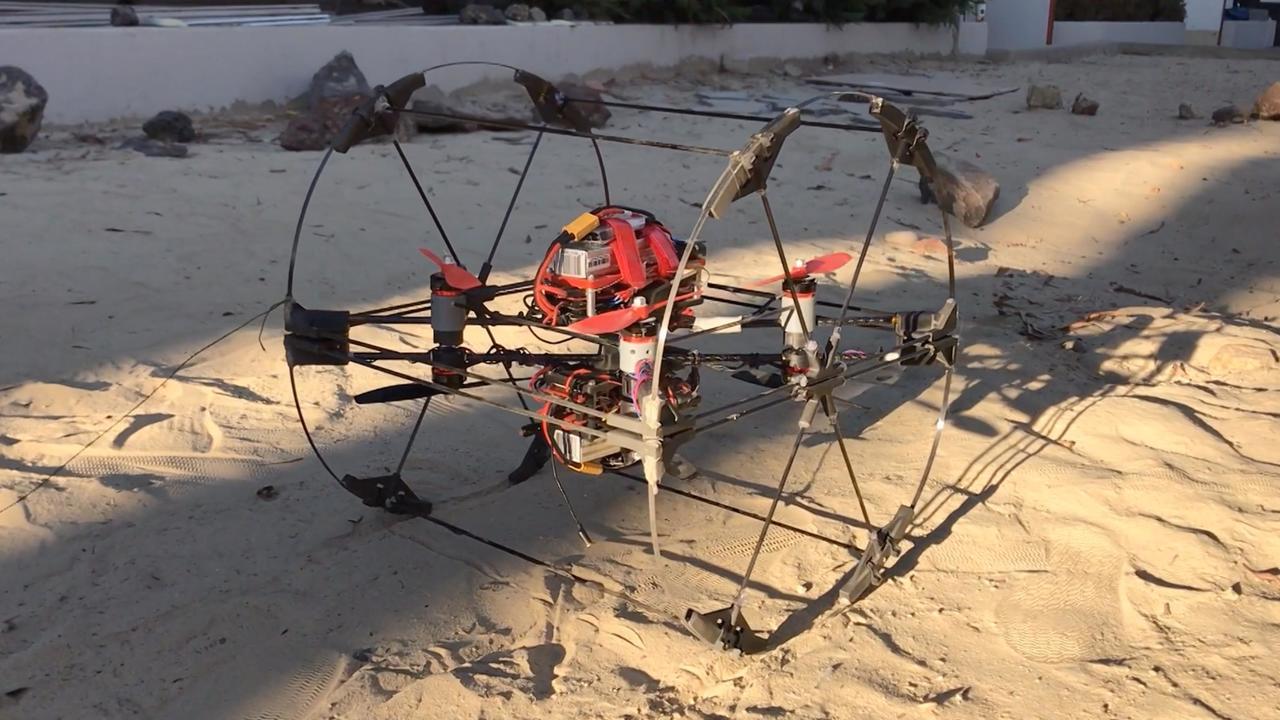 НАСА создаёт роботов-трансформеров для путешествия на Титан