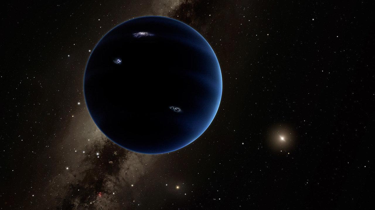 """""""Планета X"""" на окраинах Солнечной системы может быть чёрной дырой"""