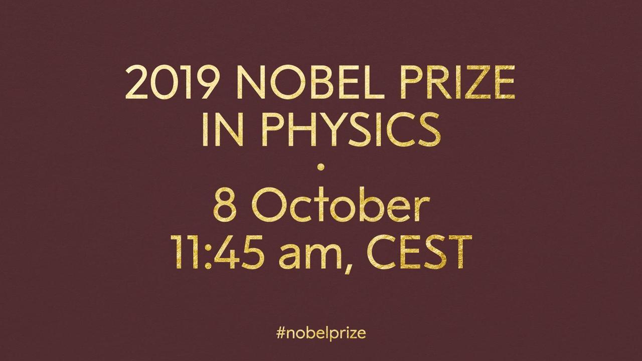 Нобелевская премия по физике: прямая трансляция на русском языке