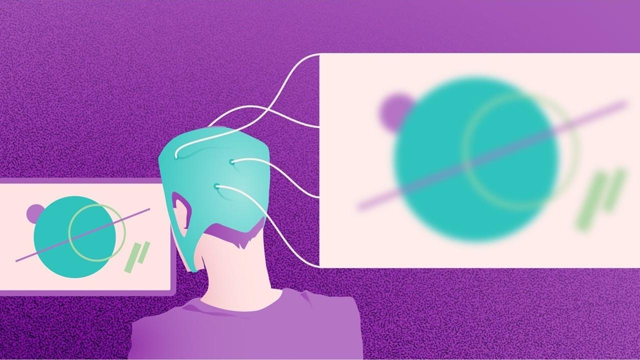 """Нейросеть научили воспроизводить """"мысли"""" человека в режиме реального времени"""