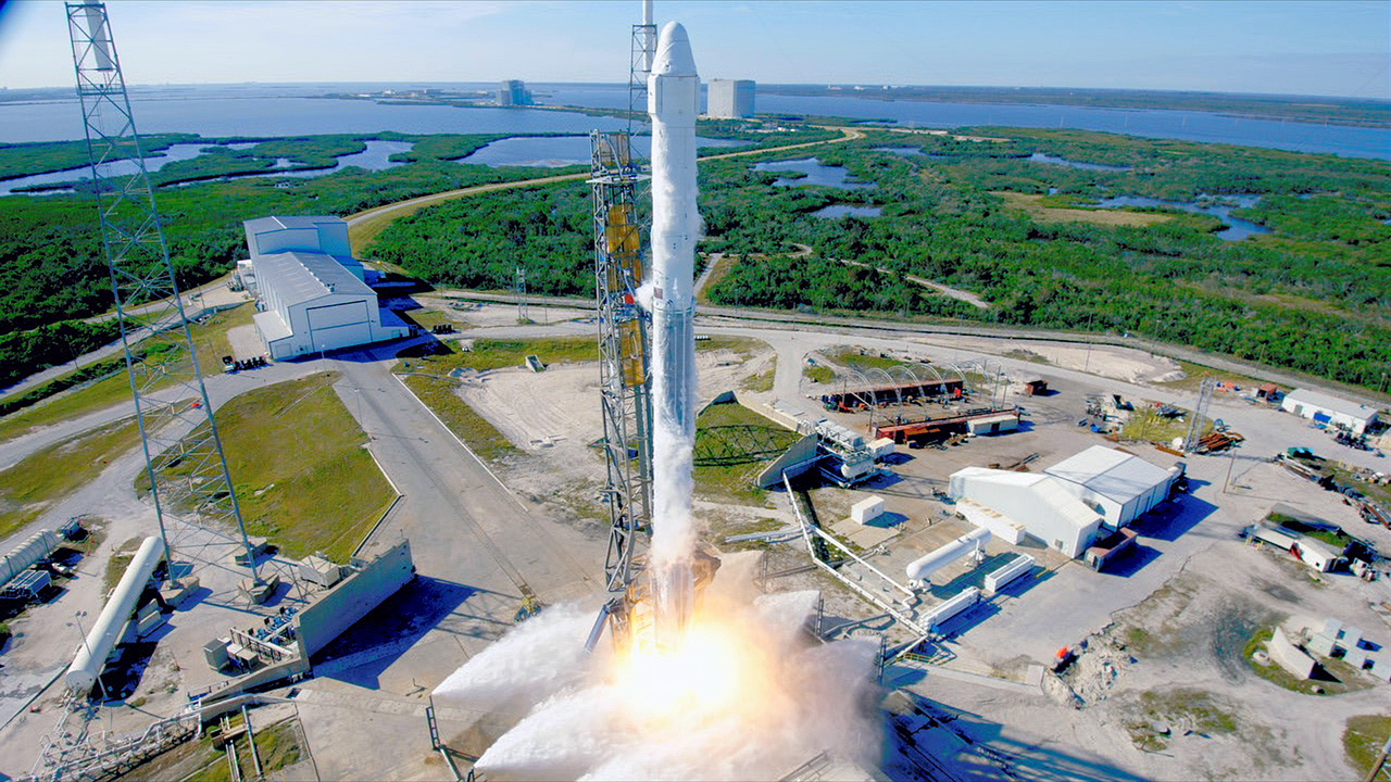 Уже через год Россия запустит возвращаемую космическую ракету