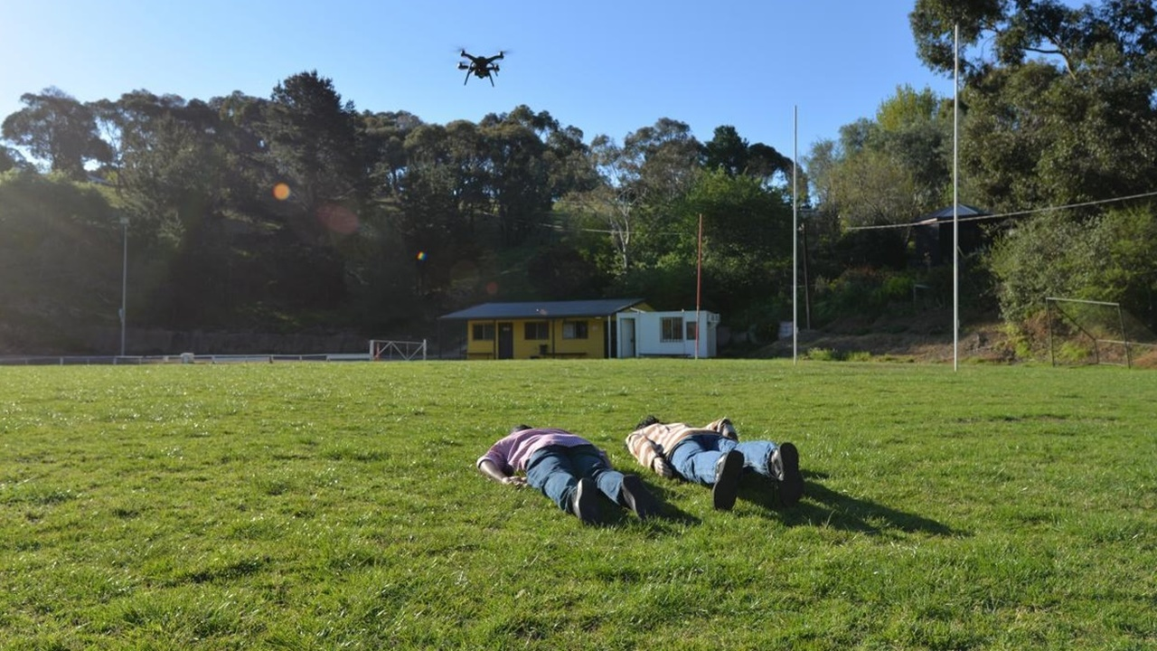 В помощь спасателям: дроны научились отличать живых людей от мёртвых