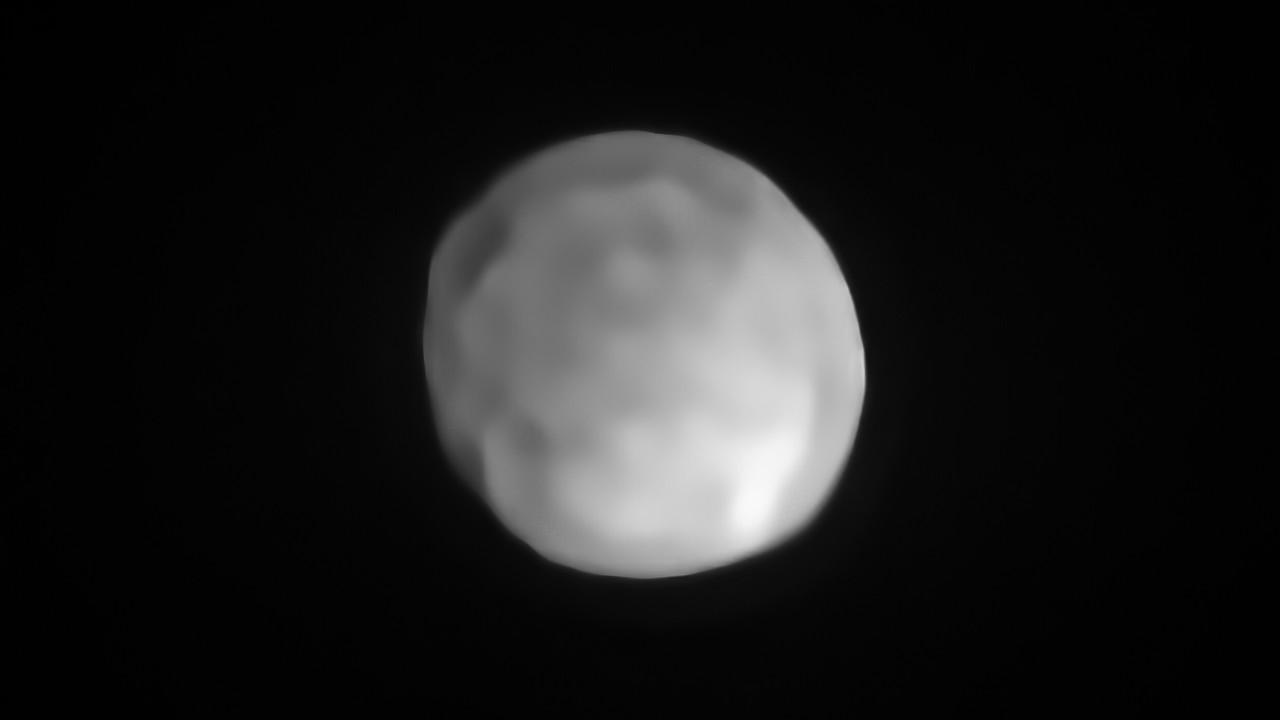 Между Марсом и Юпитером нашли вторую карликовую планету и следы колоссального столкновения