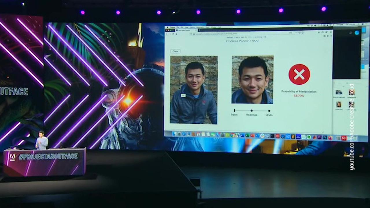 Вести.net: компания Adobe представила Photoshop-детектор