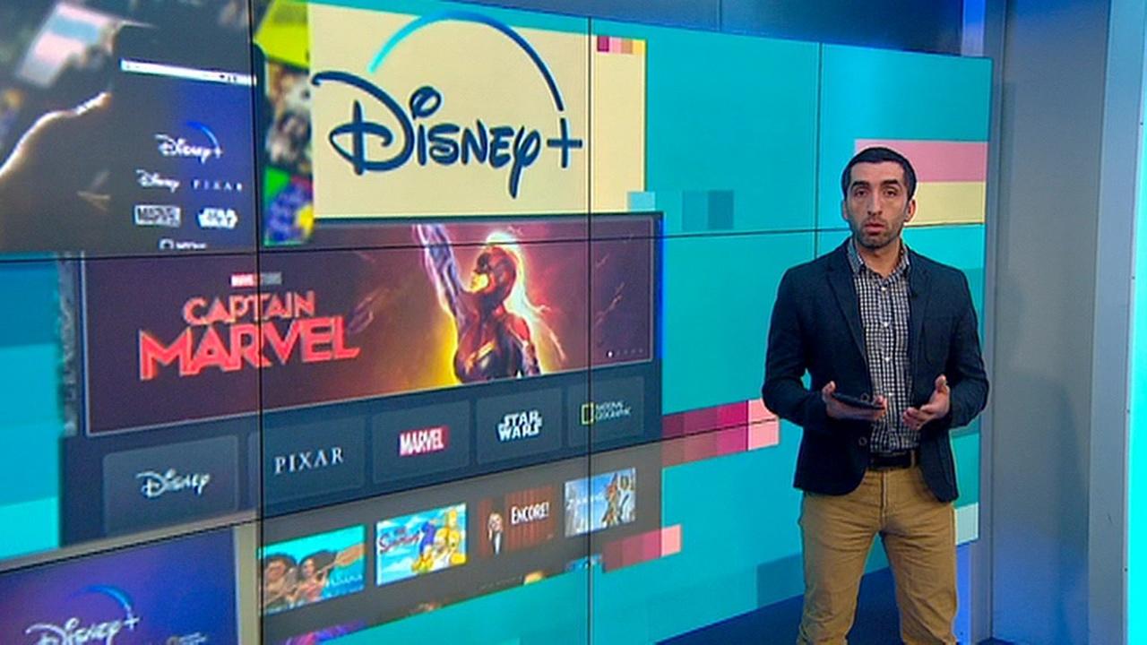 Вести.net: запуск стримингового сервиса Disney+ оказался на грани провала