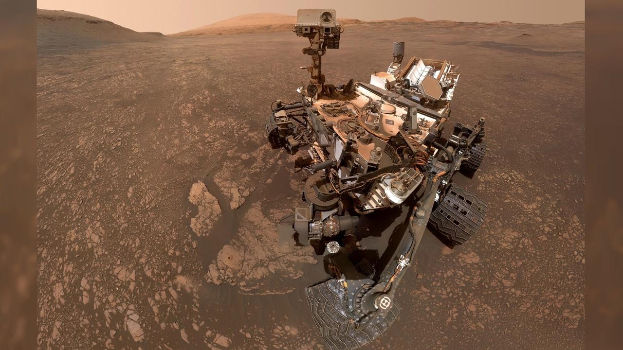 """В атмосфере Марса обнаружена """"немыслимая"""" кислородная аномалия"""