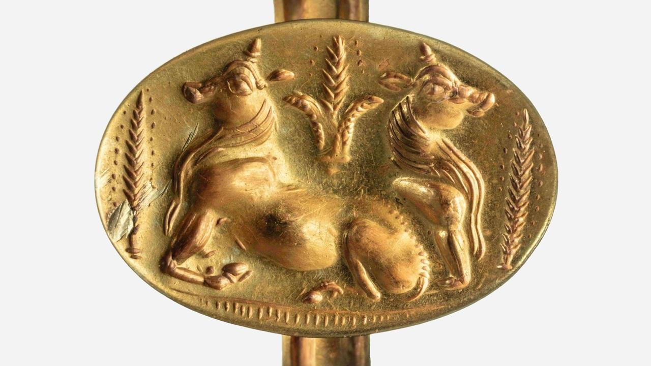 Стены из золота: в Греции найдены богатейшие гробницы бронзового века