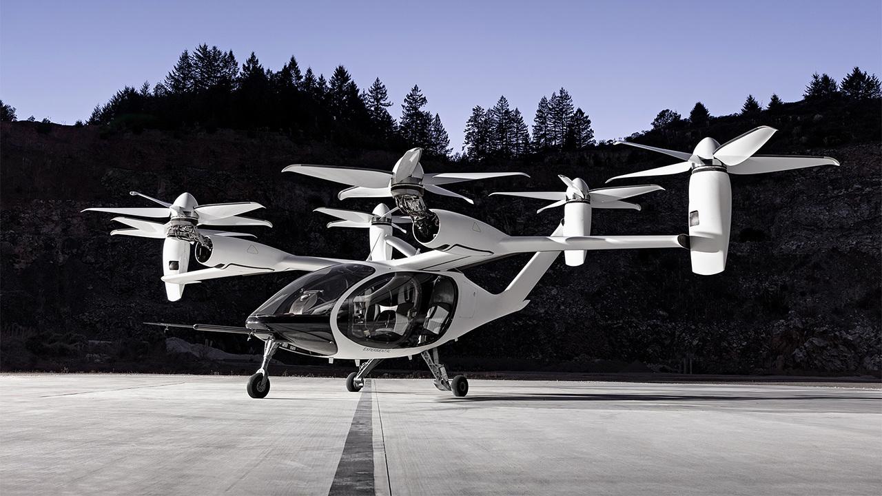 Toyota вложила рекордную сумму в стартап, создающий электрическое аэротакси