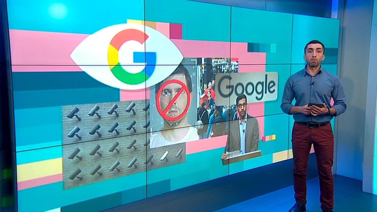 Вести.net: Google и Microsoft выступили за запрет технологии распознавания лиц