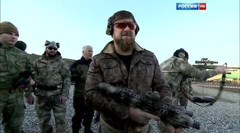 Кадыров: ваххабитов тренируют натовские инструкторы В ИГ