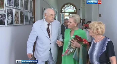 Князь и графиня Романовы раскрыли секрет любви