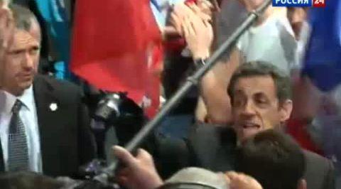 Новый ход Саркози