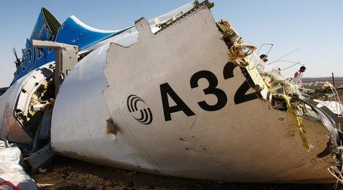 В России почтили память жертв  катастрофы над Синаем