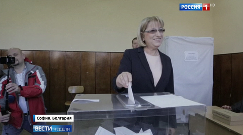 На выборах в Болгарии лидирует  Румен Радев