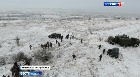 Кадыров: в Грозном уничтожены семь боевиков