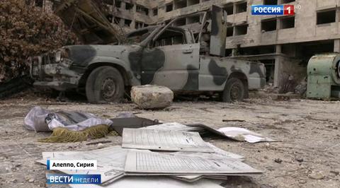 Террористы фабриковали данные об ударах авиации по больницам и школам