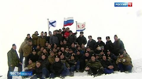 Братство настоящих мужчин: подводники встретили праздник на работе