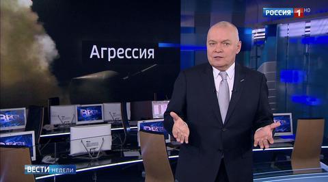 Киселев: США воюют на стороне террористов
