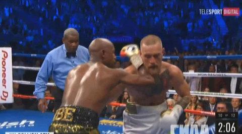 Чуда не произошло: Мейвезер нокаутировал МакГрегора в своем последнем профессиональном бою