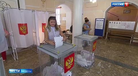 Выборы по-новому: вброс исключен