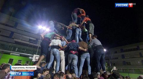 Мадрид бросил все силы на Барселону