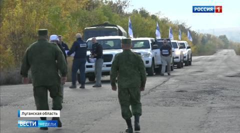 ОБСЕ повышает активность работы в Донбассе