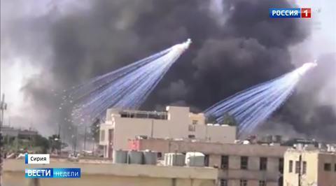 Американцы практически стерли Ракку с лица земли