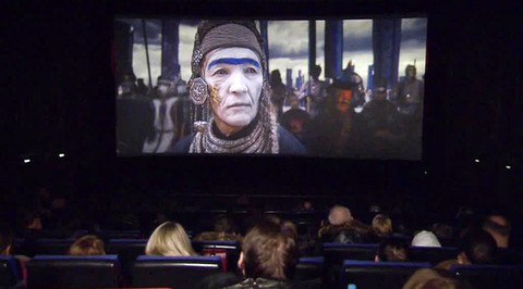 Легенда о Коловрате. На I международном кинофестивале стран Арктики картина привлекла самое большое внимание