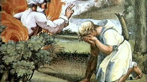 Святыни христианского мира. Неопалимая Купина