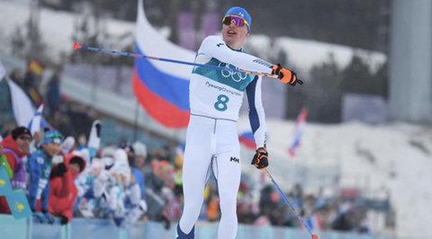 Александр Большунов завоевал на Олимпиаде 4 награды