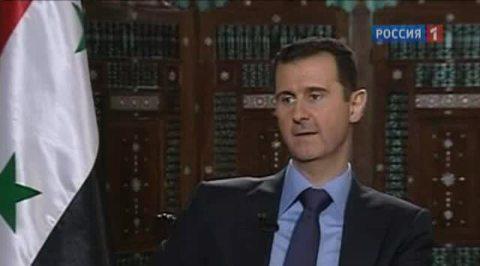 Башар Асад: мы делаем ставки на реальность