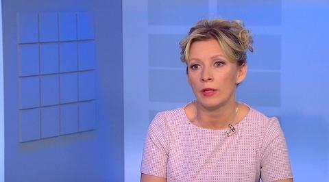 Мария Захарова: Запад пытается оболванить всех