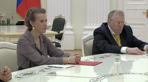 Путин призвал соперников объединить усилия в интересах России