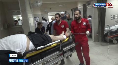 Террористы нарушили договоренности по выводу людей из Думы