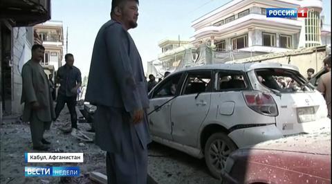 Теракт в Кабуле: смертник убил 57 человек