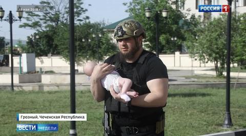 В Грозном террористы напали на храм