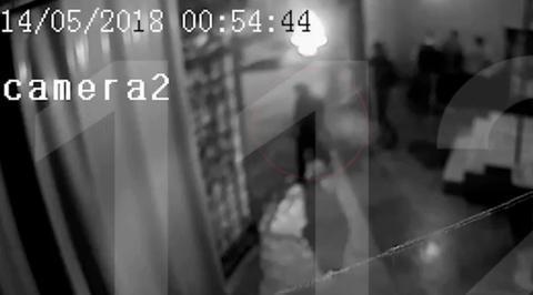 Камера запечатлела предполагаемых убийц многодетной матери в Псебае