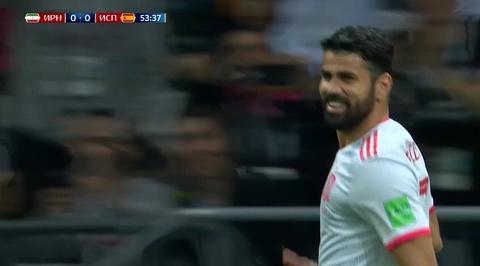 Иран – Испания