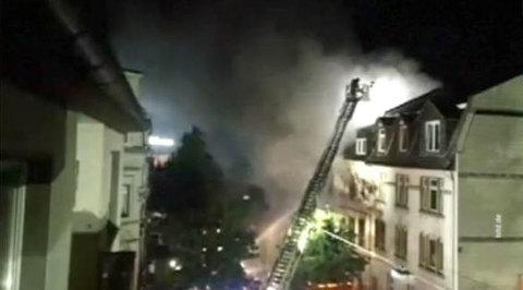 Взрыв в жилом доме в Германии: пострадали пять человек