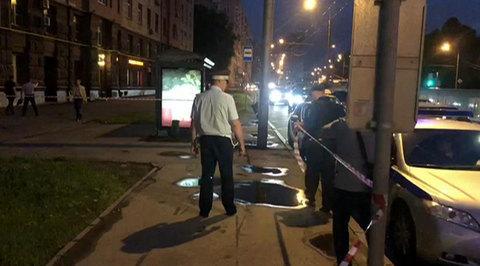 В Москве преступники, вооруженные пистолетом, напали напали на