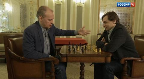 Дом ученых. Вадим Гладышев